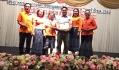 รับรางวัลรองชนะเลิศ อันดับ 1 ตามโครงการประกวดการจัดการขยะมูลฝอย